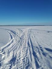 Sikt mot Finland